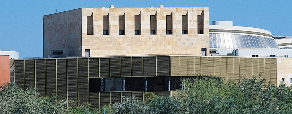 Teatro Central-Hispano EXPO'92, Sevilla (Espagne)