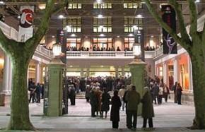 Teatre Kursaal de Manresa, Barcelona (Espagne)