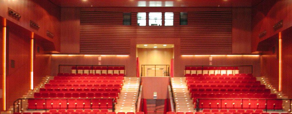 Teatro Josep Carreras de Fuenlabrada, Madrid (Spain)