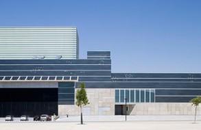 Palacio de Congresos de Huesca (Espagne)