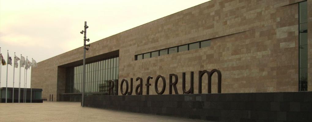 Palacio de Congresos de La Rioja, Logroño (Espagne)