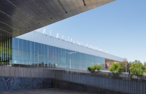 Palacio de Congresos y Exposiciones de Sevilla -FIBES- (Spain)