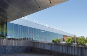 Palacio de Congresos y Exposiciones de Sevilla (FIBES) (Espagne)