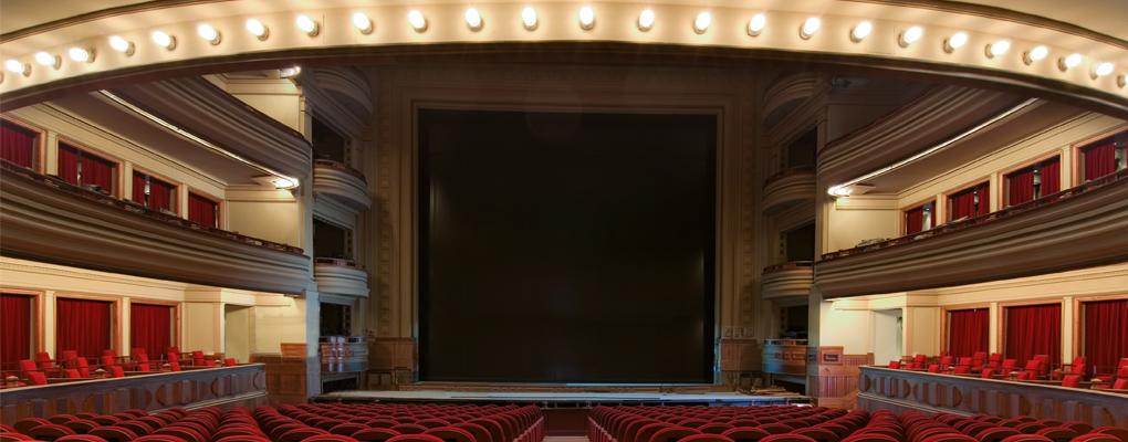 Teatro Pérez Galdós, Las Palmas (Spain)