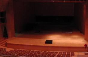 Palacio de Exposiciones y Congresos, Maspalomas (Espagne)