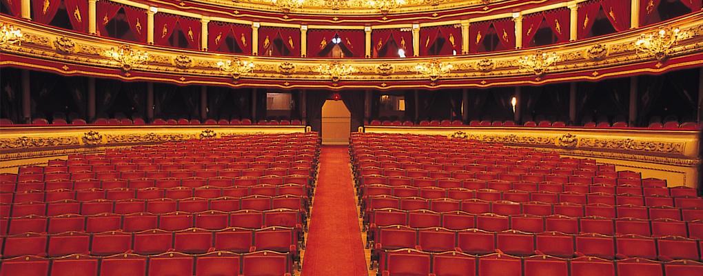 Teatro Victoria Eugenia, San Sebastián (Spain)