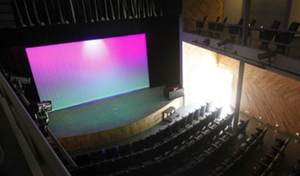 Jaime Torres Bodet Theatre reopens