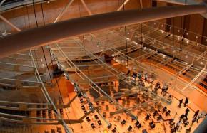 Sala de conciertos Tlaqná