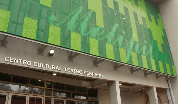 Inauguración Centro Cultural en Melipilla (Chile)