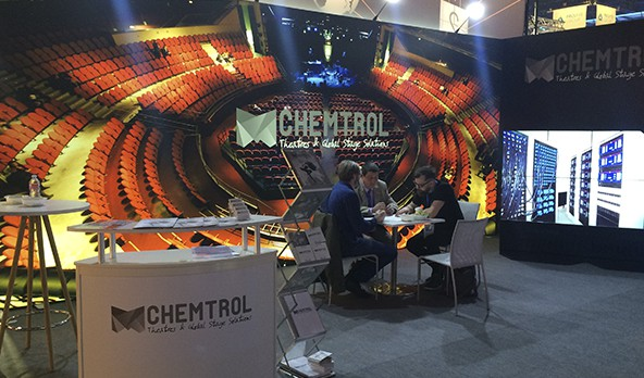 Chemtrol en la feria Prolight + Sound 2017
