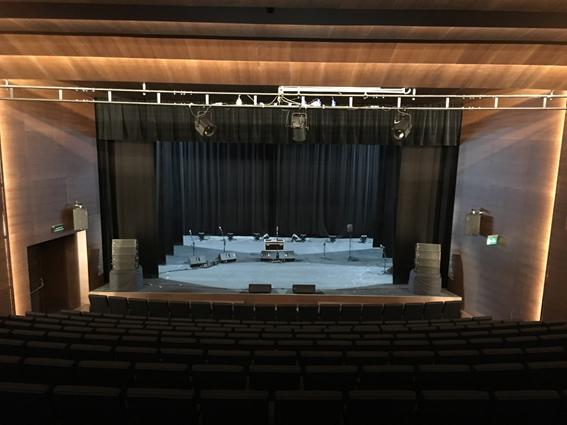 Inauguración Universidad de Huelva