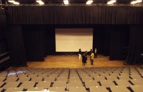 Teatro Polivalente de la FFyL de la UNAM